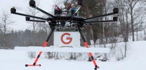 اسکنر فلزیاب مالا جئو درون MALA GPR Geo Drone