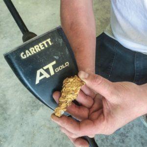 فلزیاب گرت گولد Garrett AT Gold
