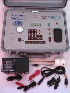 فلزیاب مقاومت سنج فیتزجرالد Treasure Navigator