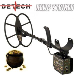 فلزیاب ریلایک استریکر Detech Relic Striker